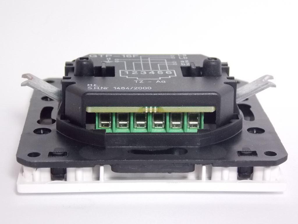 GTP16F01 Schneider Electric Forum Elda montaż